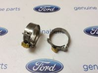 Ford Escort Cosworth New Genuine Ford intercooler hose clamps x2